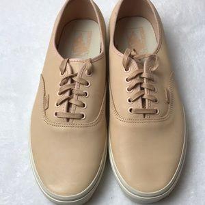Vans Authentic DX Veggie Tan Leather mens shoes